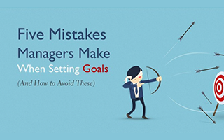 [Slideshow] 5 Goal Setting Mistakes Managers Make
