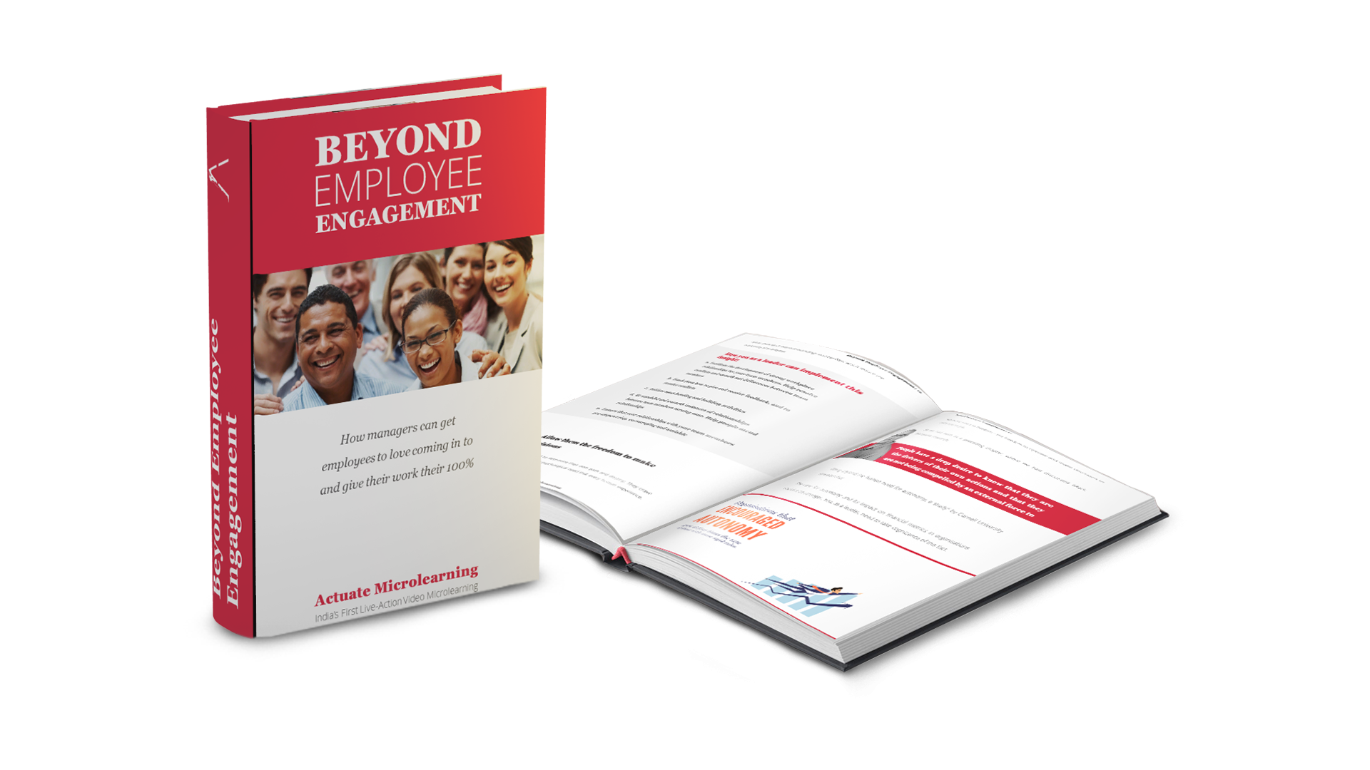 Beyond Employee Engagement
