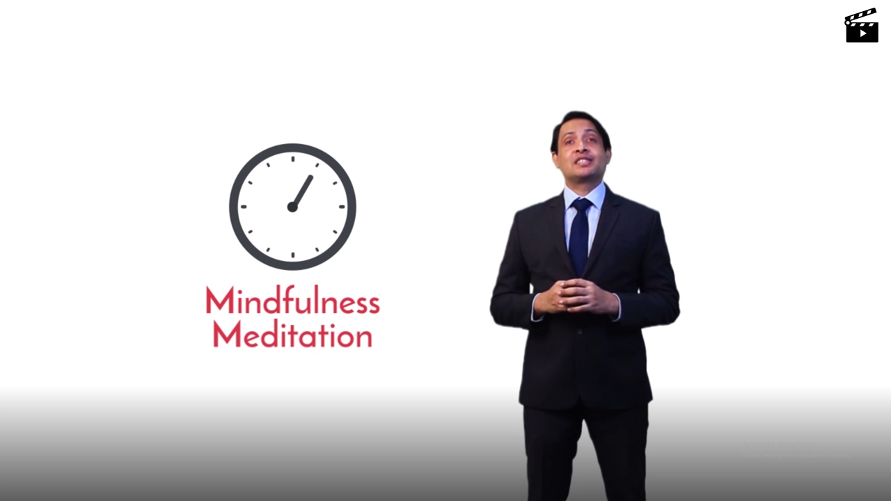 Feel Less Stressed, Think Clearer By Practicing Mindfulness Meditation
